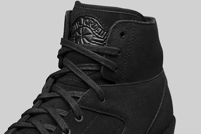 discount sale f5a58 47303 Air Jordan 2 Decon Triple Black