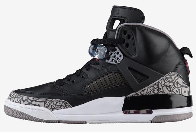 Air Jordan Spiz'ike Black Cement