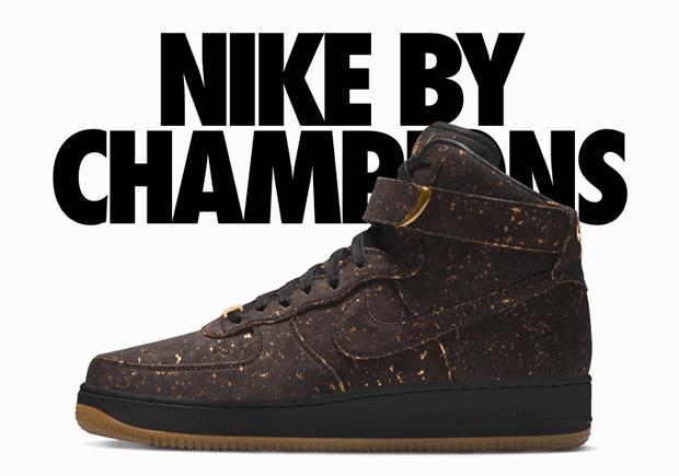 Nike Air Force Low 1 Cork