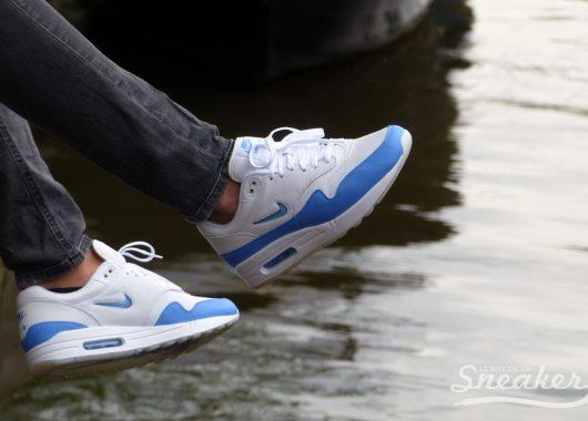 e2c36a8d7 Nike Air Max 1 SC Jewel University Blue. Le comeback de la ...