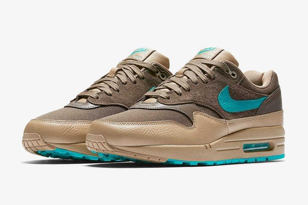52921eb1034 Nike Air Max 1 Premium Ridgerock - Le Site de la Sneaker