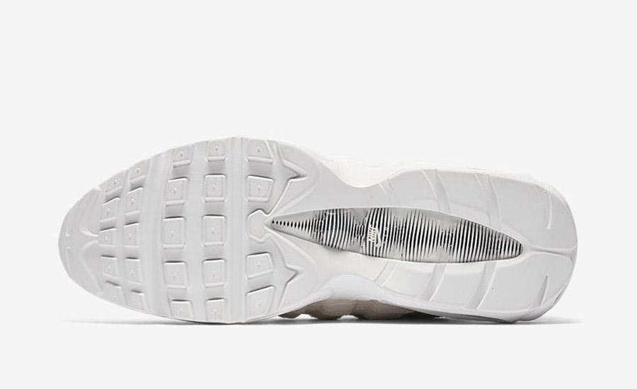 best sneakers e2fb9 01994 Nike Air Max 95 White Snakeskin - Le Site de la Sneaker