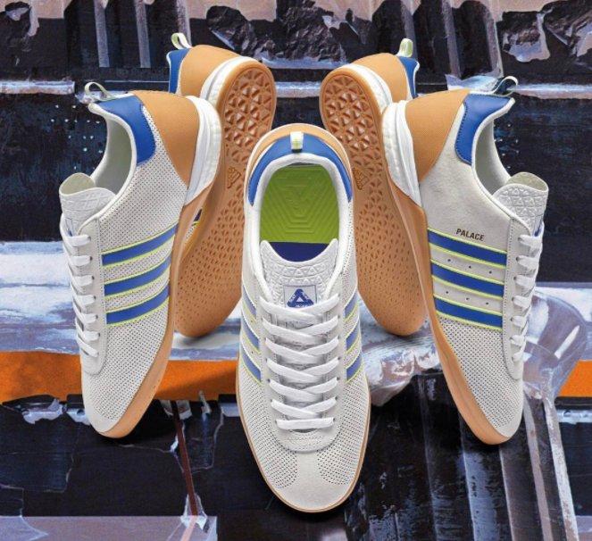 Site Sneaker Originals Eté La Adidas X 2017 Palace Le Collection De xqw01pWvn