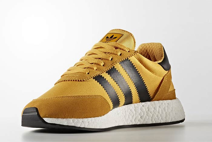 Preview: adidas Iniki Runner Boost Goldenrod Le Site de la