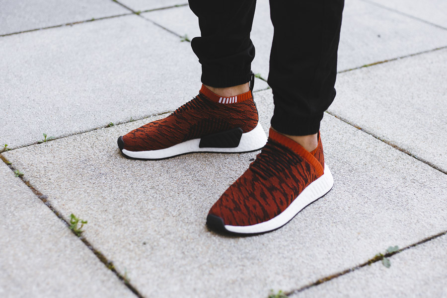 adidas nmd cs2 rouge
