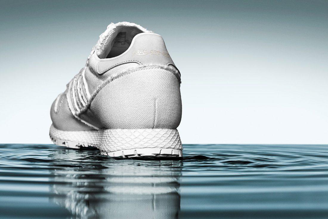 Daniel Arsham x adidas Originals New York Past