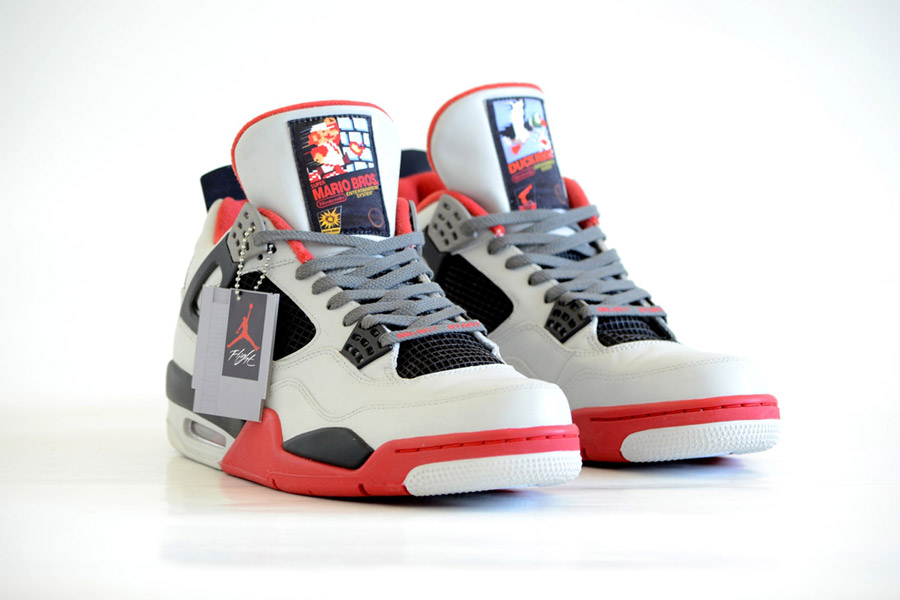 freaker sneaks pr sente la air jordan 4 nes le site de la sneaker. Black Bedroom Furniture Sets. Home Design Ideas