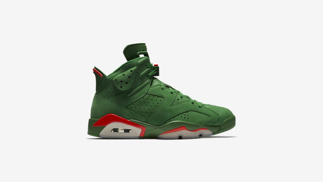 fd342574e02ec7 Air Jordan 6 Gatorade Green - Le Site de la Sneaker
