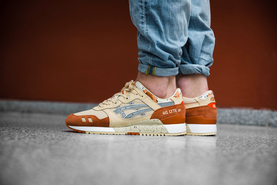 asics gel lyte 3 blanche junior