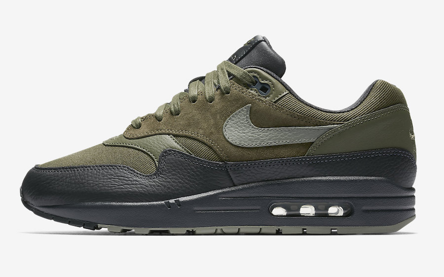 Nike Air Max 1 Premium 'Dark Stucco Olive' : notre avis