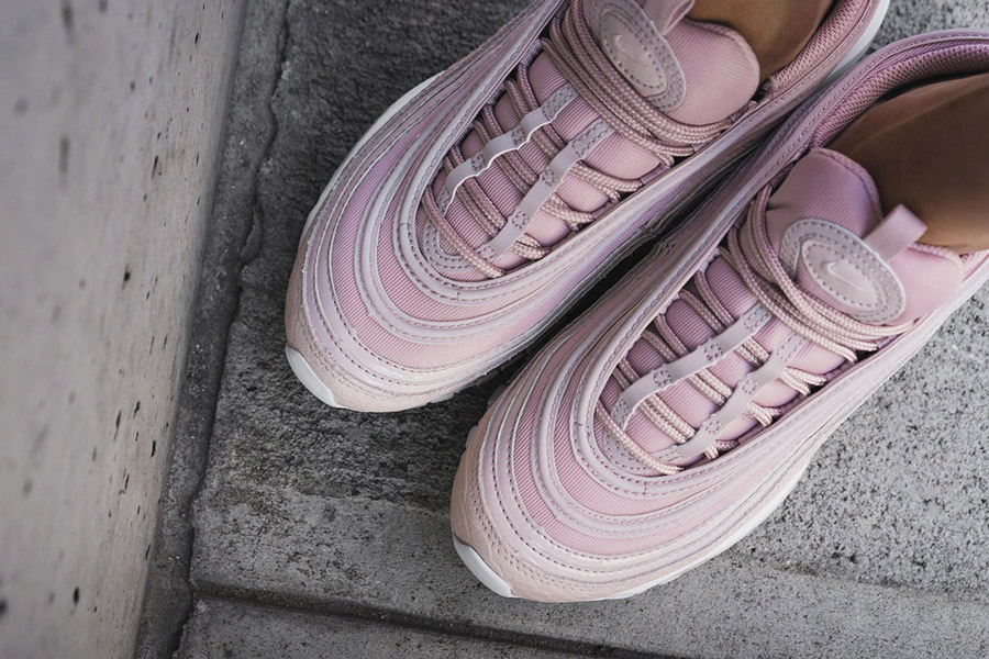air max 97 rose clair