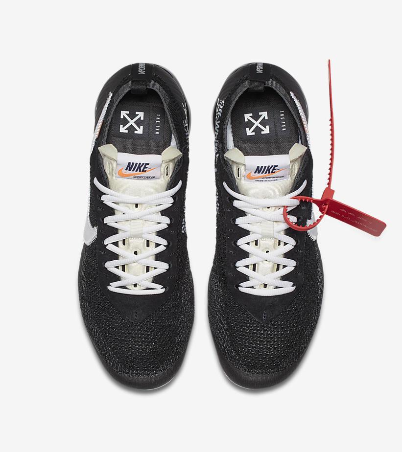e4dfab07c4d39 Off White x Nike Air VaporMax 10X - Le Site de la Sneaker