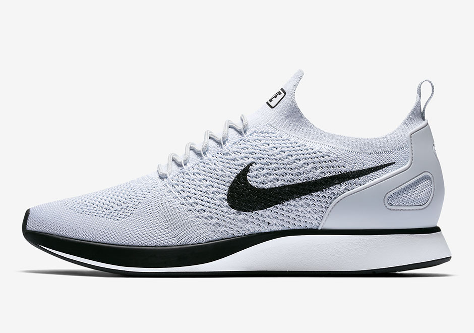 Pure Mariah Air Racer Zoom Platinum Flyknit Nike E2WHDI9