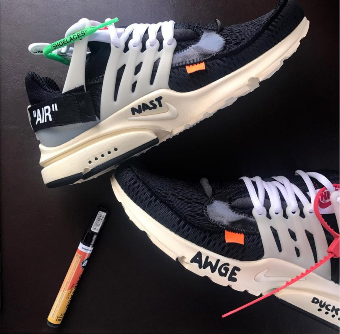 best value purchase cheap competitive price Off White x Nike Air Presto 10X