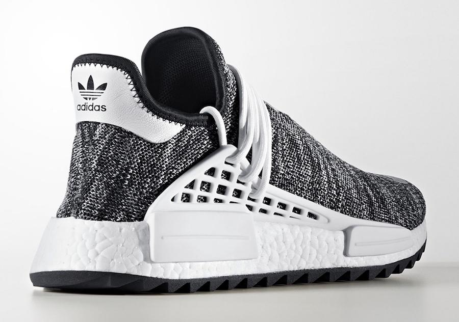 the best attitude 496c0 4ba47 Pharrell x adidas NMD HU Trail Black
