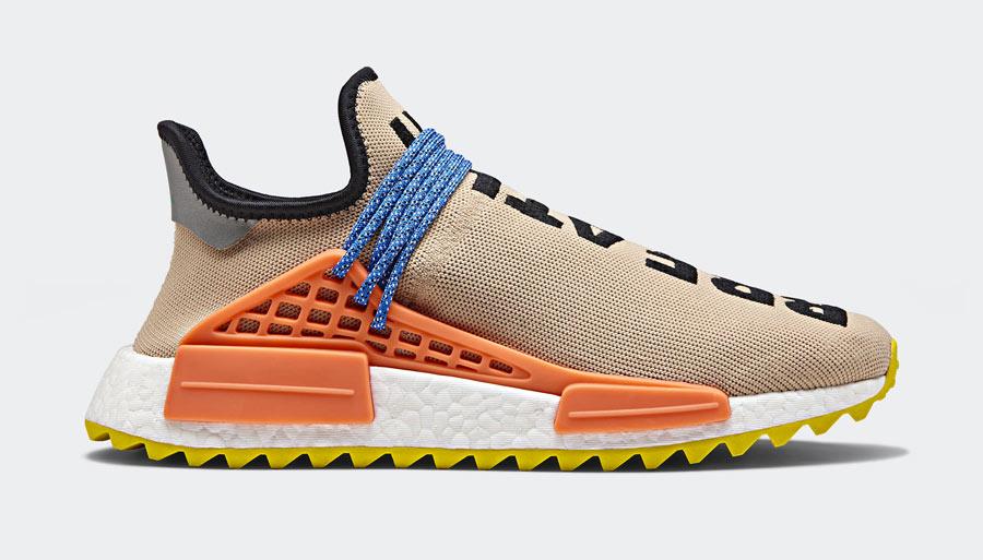 Store Liste: adidas x PHARRELL NMD HU HUMAN RACE Trail kaufen