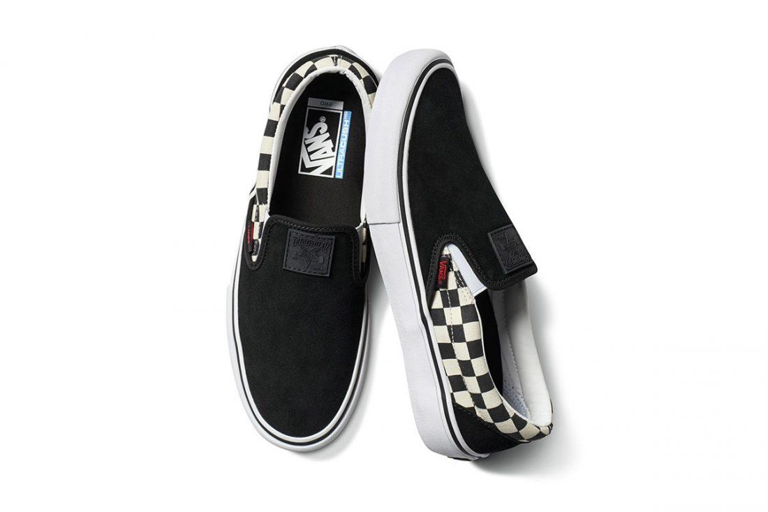 Thrasher x Vans Collection Le Site de la Sneaker