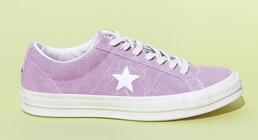 cheap for discount badc9 9aa18 ... wholesale tyler the creator x converse one star le 858bd 3479c