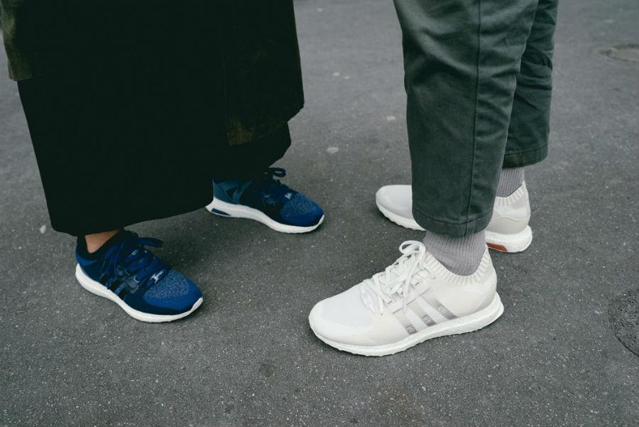 adidas Originals EQT Materials Pack Sneakersnstuff Exclusive
