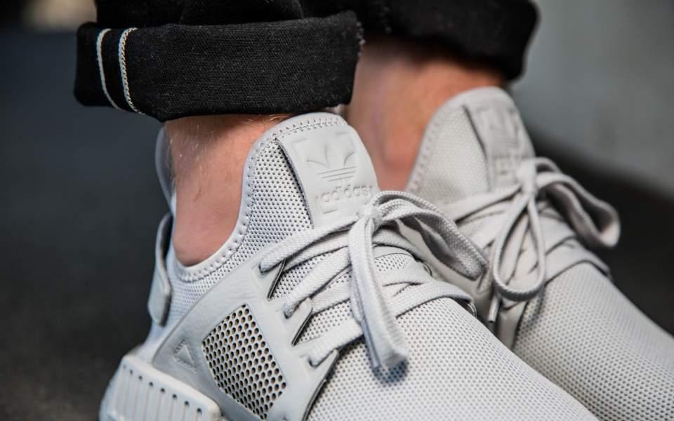 adidas NMD XR1 Triple Grey - Le Site de la Sneaker