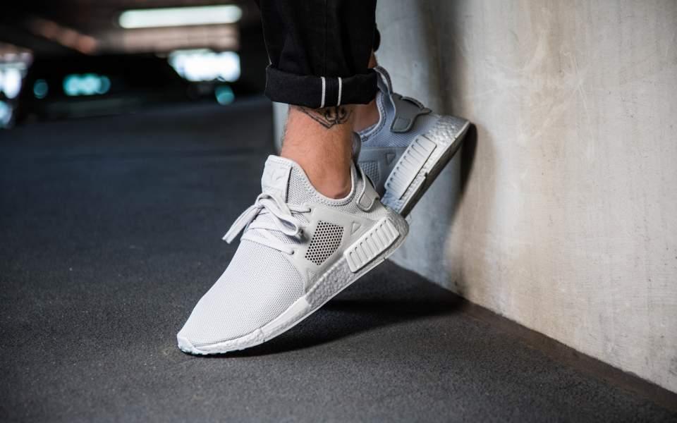 info for 1e1ae 33c1e adidas NMD XR1 Triple Grey