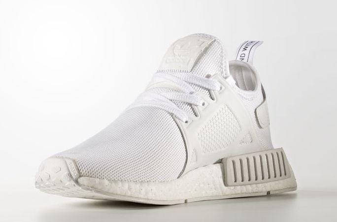 adidas NMD XR1 Triple White - Le Site de la Sneaker