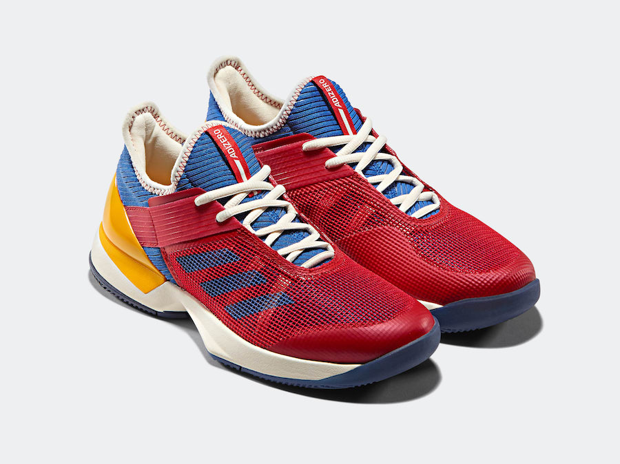 Pharrell Williams x adidas Tennis Collection Le Site de la