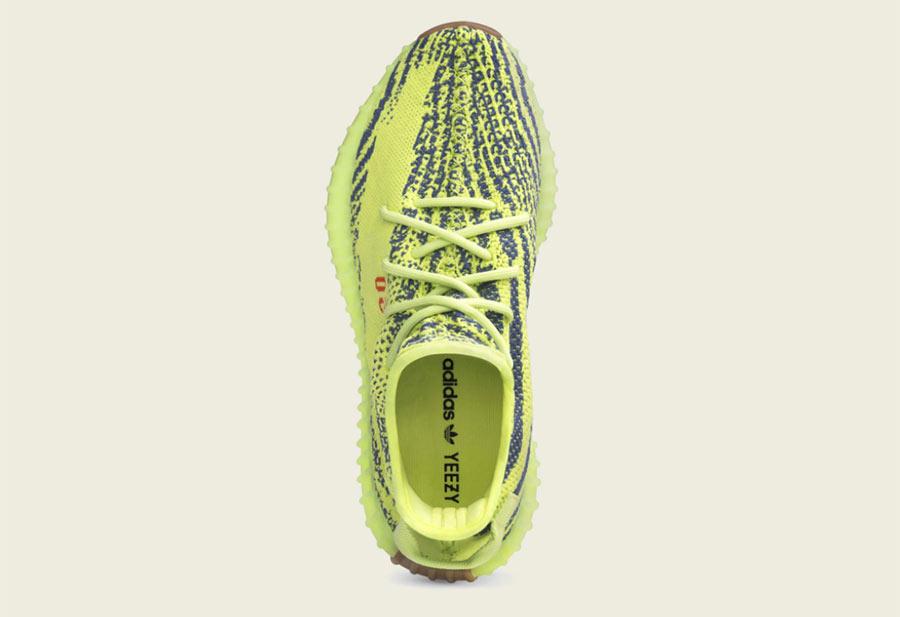 779f30da00f3 adidas Yeezy Boost 350 V2 Semi Frozen Yellow - Le Site de la Sneaker