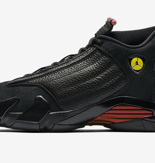 new styles ddf95 0a9ea Air Jordan 14 Last Shot