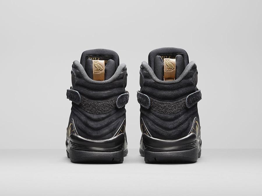 buy popular e08f5 2da39 Air Jordan 8 OVO Black