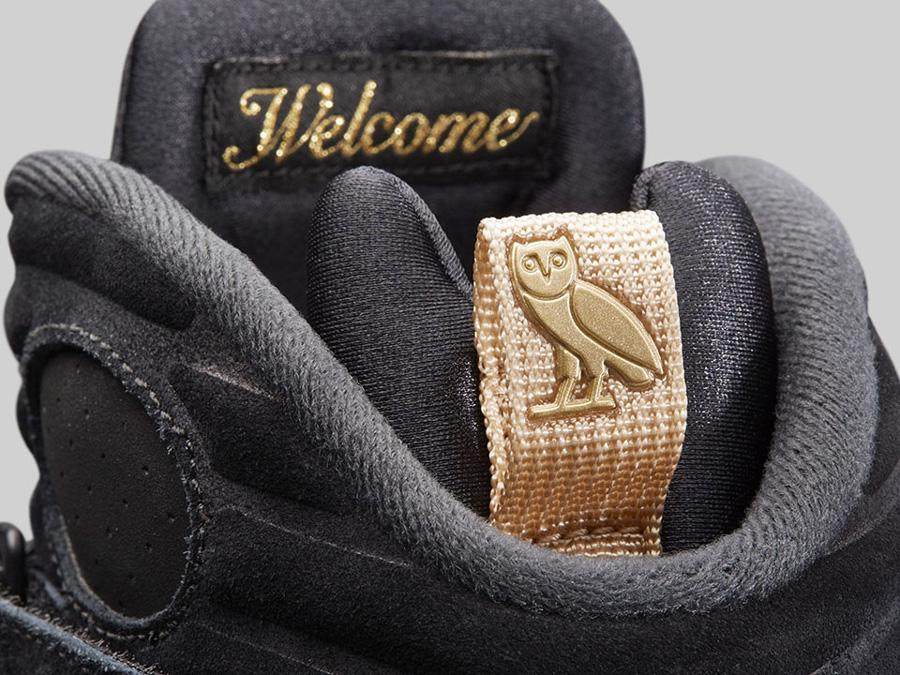 buy popular ec306 92eb8 Air Jordan 8 OVO Black