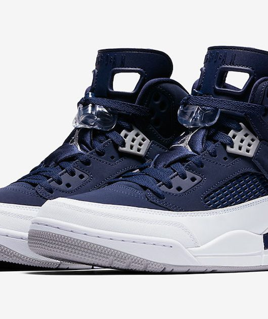 Air Jordan Spiz'ike White Navy
