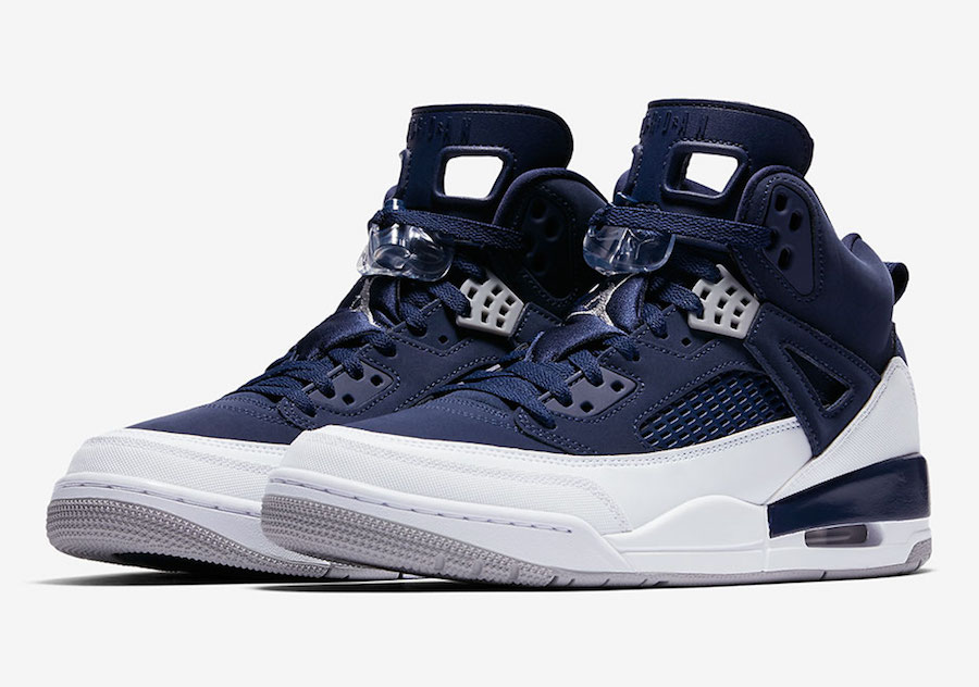 Air Jordan Spiz'ike White Navy