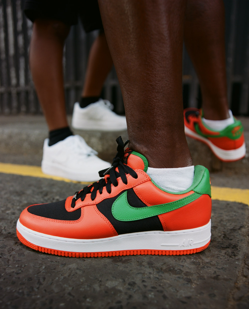 Nike Air Force 1 Carnival Pack Le Site de la Sneaker