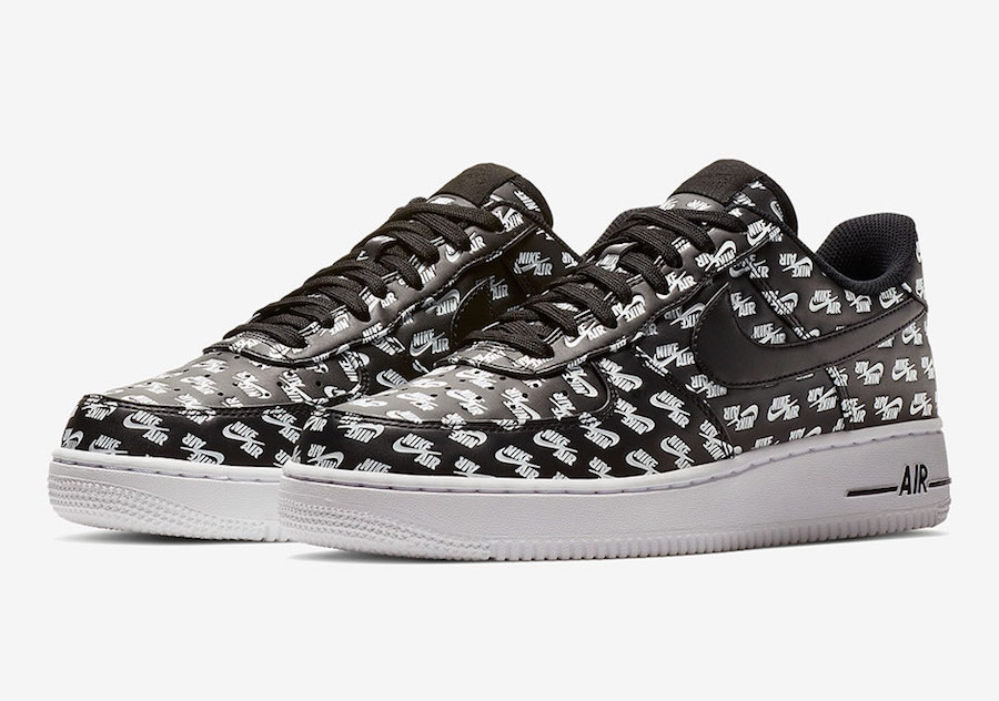 Nike Air Force 1 Low Logos Collection