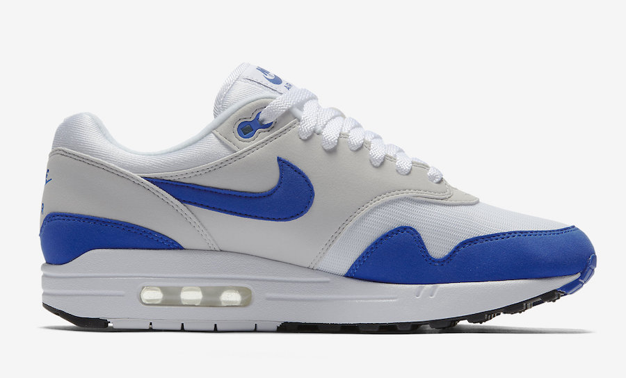 nike air max 1 anniversary blue