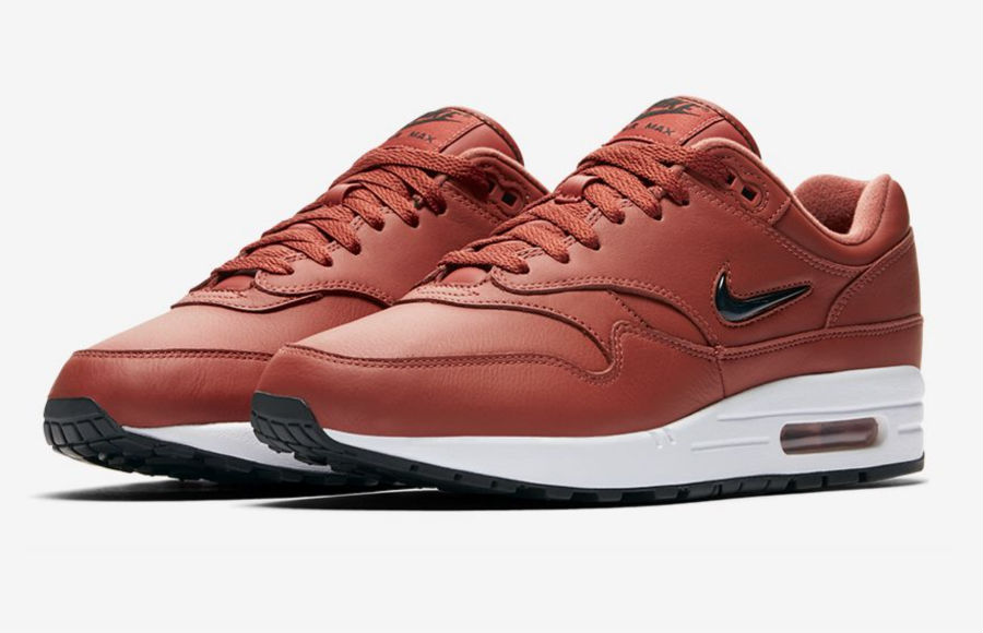 Dusty Peach Nike Site Sneaker La Max De Le Air 1 Jewel WDIY9EHe2