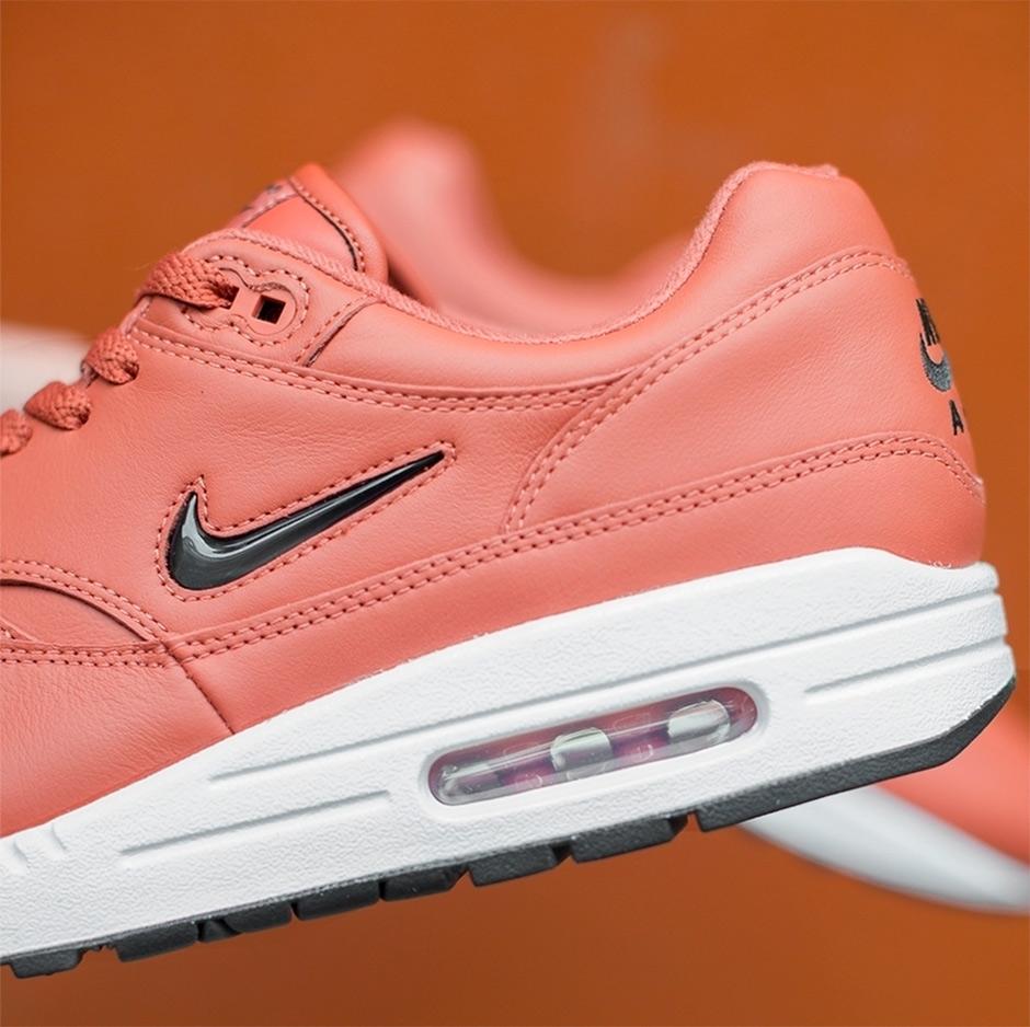 PreviewNike De Air Sneaker 1 La Max Le Site Pink Leather Jewel PkuwOTZiX