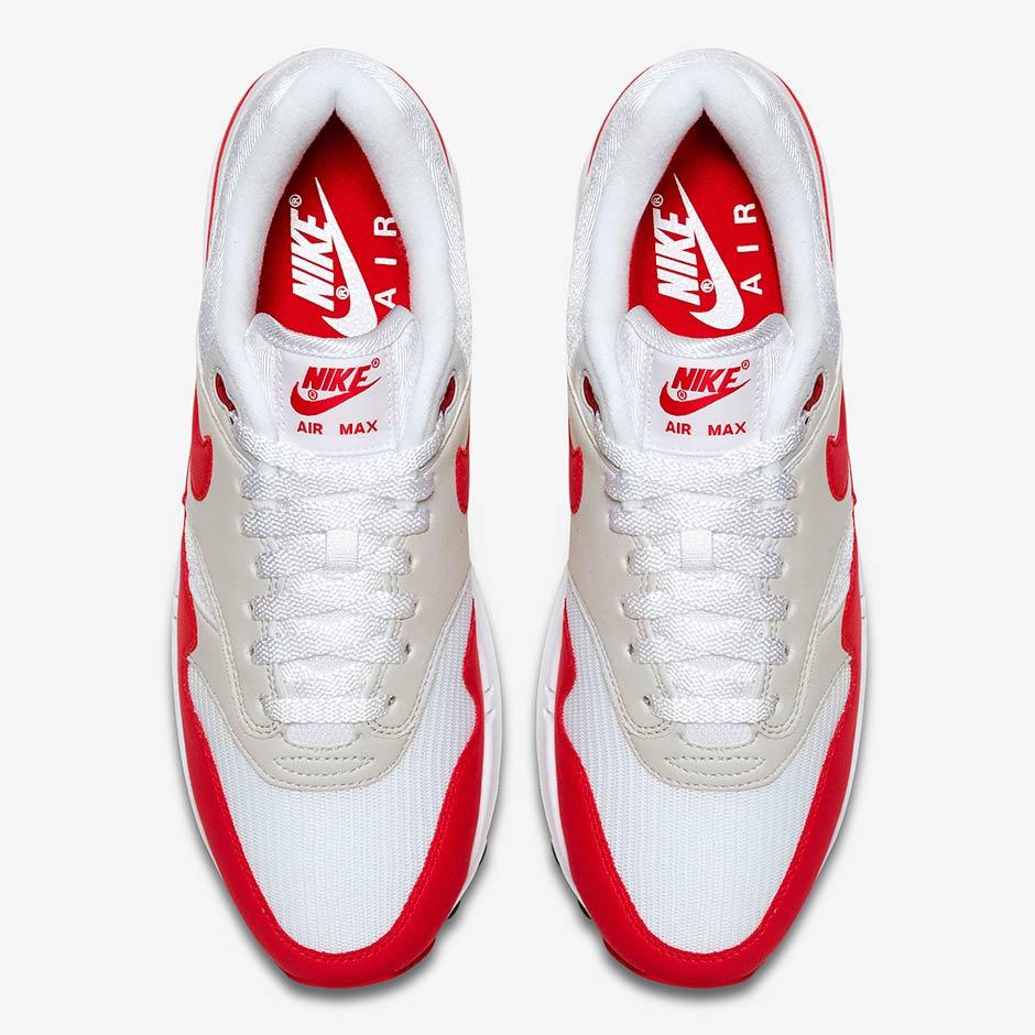 a071c2e2a01 Restock Nike Air Max 1 OG Anniversary Red - Le Site de la Sneaker