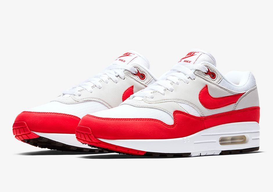 air max one rouge et blanche