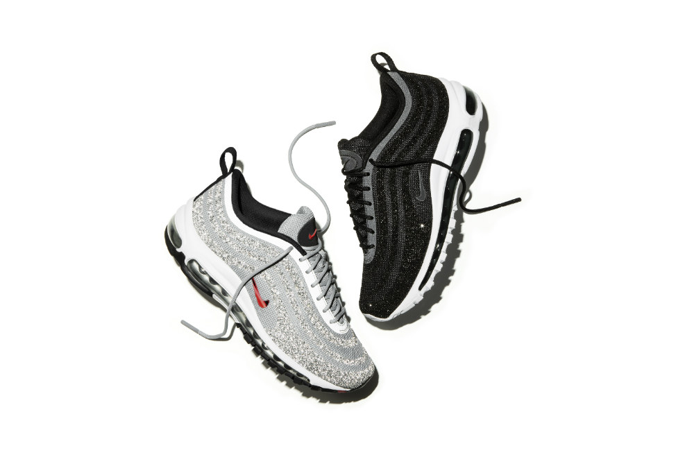 Nike Swarovski Air Max 97 Black Sneakers