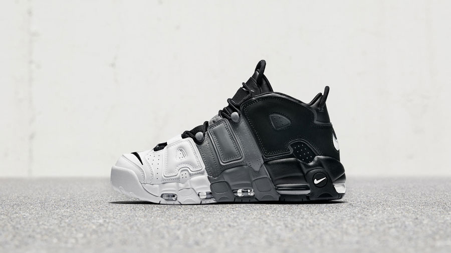 encima Barrio Favor  Nike Air More Uptempo '96 Tricolor - Le Site de la Sneaker