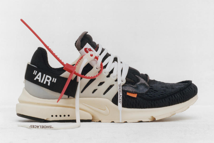 Off White x Nike Air Presto 10X