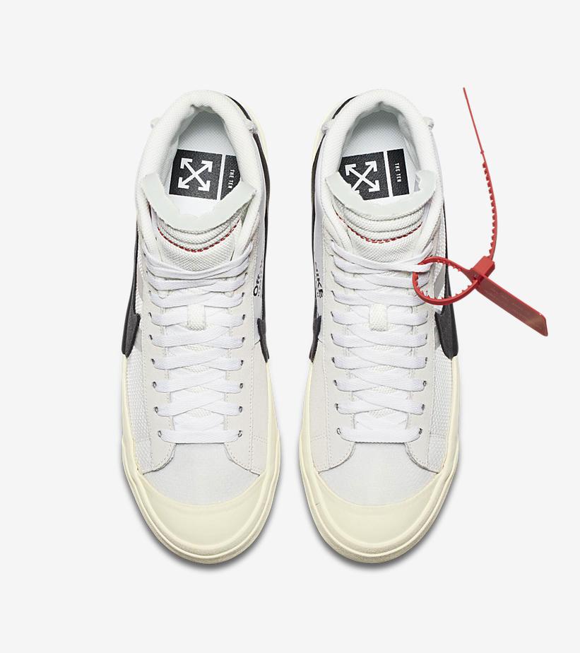best sneakers fd67a 59291 nike-blazer-mid-off-white-ten-AA3832-100-