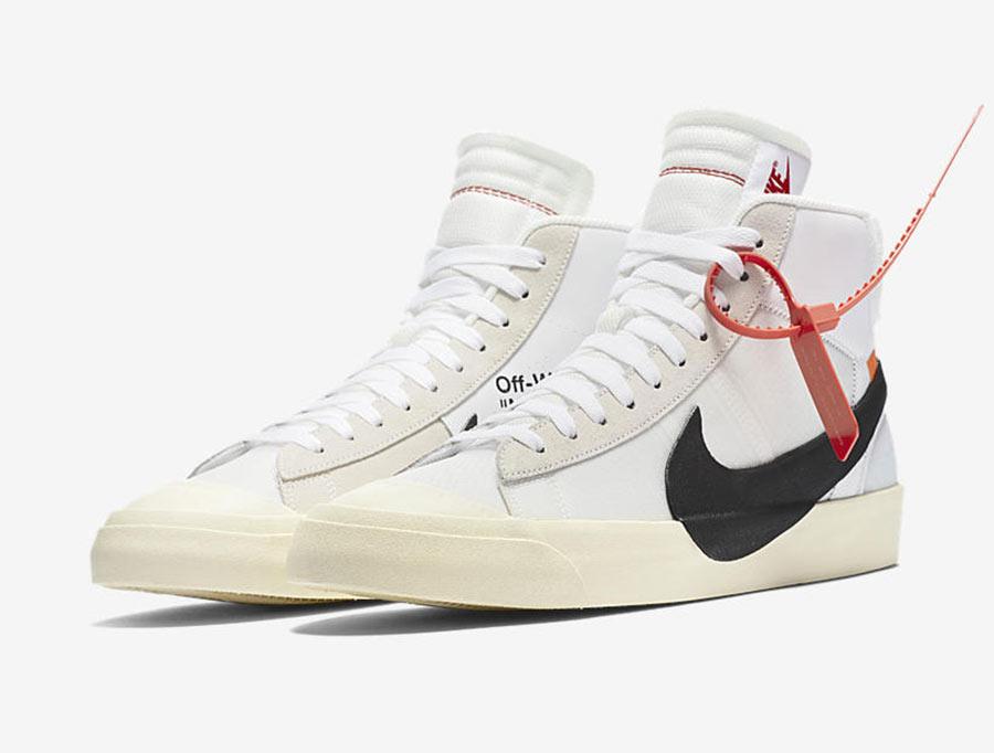 a8c87963479b3 Off White x Nike Blazer Mid 10X - Le Site de la Sneaker