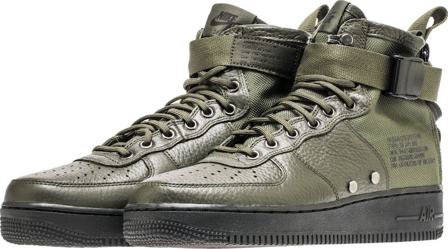 new products 54e9c 3f776 Nike SF-AF1 Mid Sequoia