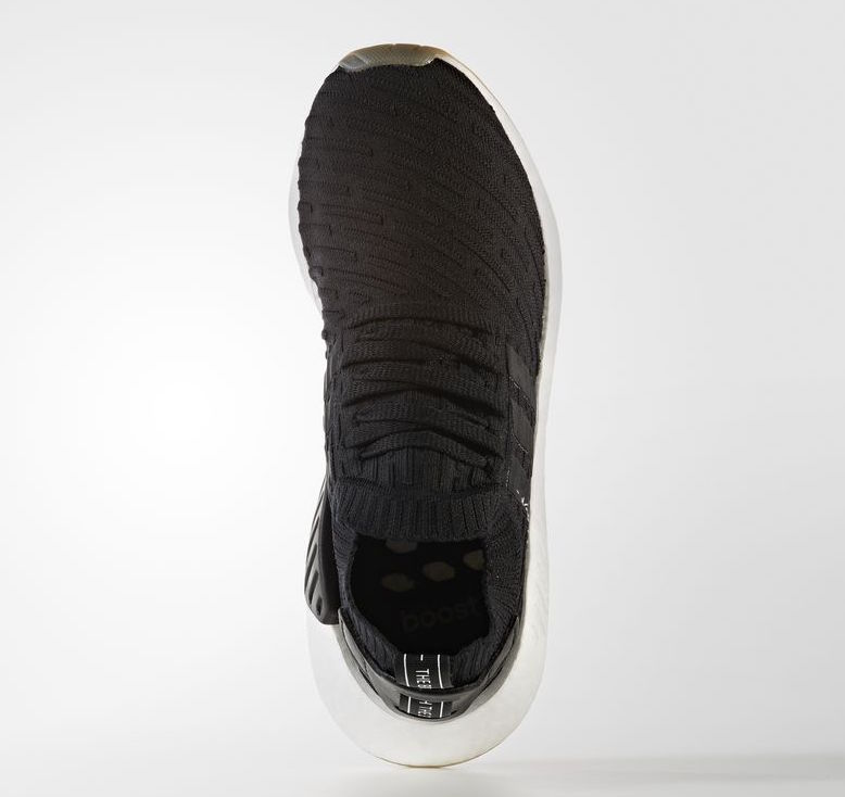 439316b89 ... adidas nmd r2 pk black gum by9696 3