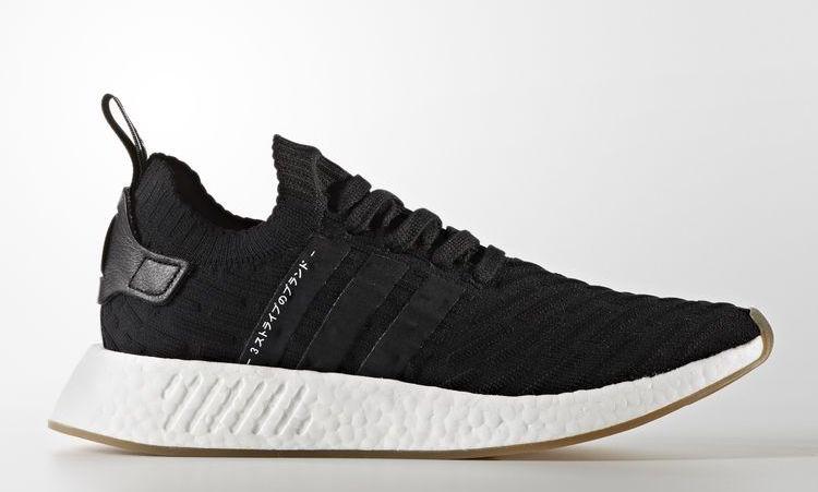 Adidas Nmd R2 Pk Japón Negro Núcleo LtnNH