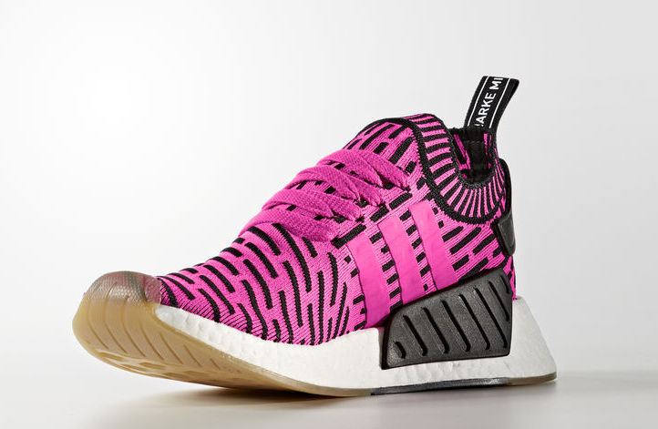 size 40 3f6d6 2dc6e adidas NMD R2 PK Japan Shock Pink