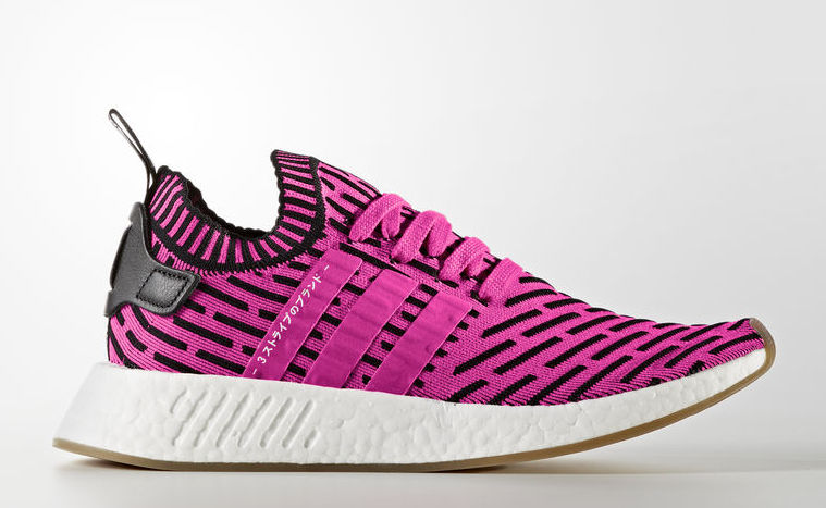 size 40 9619e 71fbb adidas NMD R2 PK Japan Shock Pink